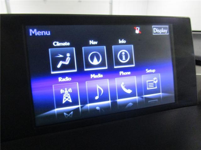 2015 Lexus NX 200t Base (Stk: 1990581) in Regina - Image 24 of 40