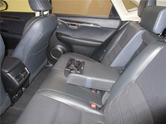 2015 Lexus NX 200t Base (Stk: 1990581) in Regina - Image 30 of 40