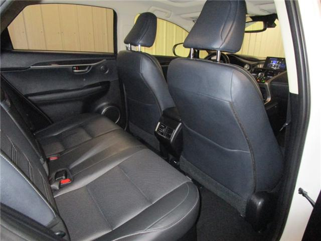 2015 Lexus NX 200t Base (Stk: 1990581) in Regina - Image 35 of 40