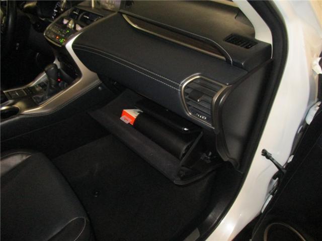 2015 Lexus NX 200t Base (Stk: 1990581) in Regina - Image 36 of 40