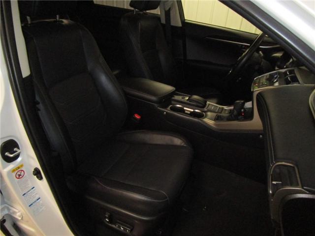 2015 Lexus NX 200t Base (Stk: 1990581) in Regina - Image 39 of 40