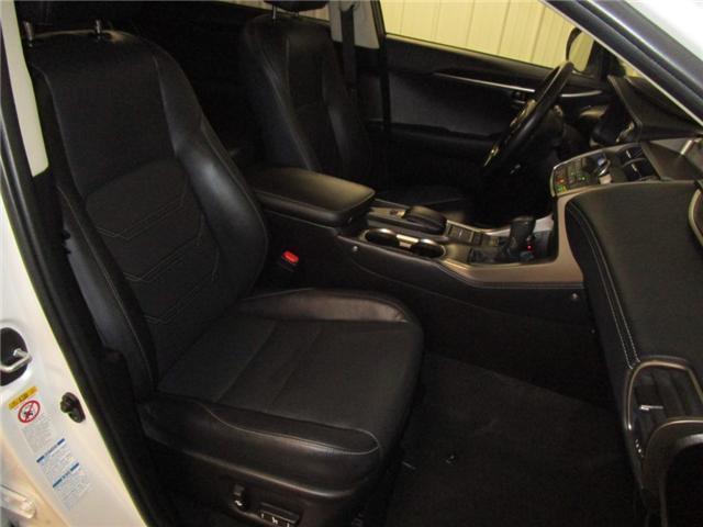 2015 Lexus NX 200t Base (Stk: 1990581) in Regina - Image 40 of 40