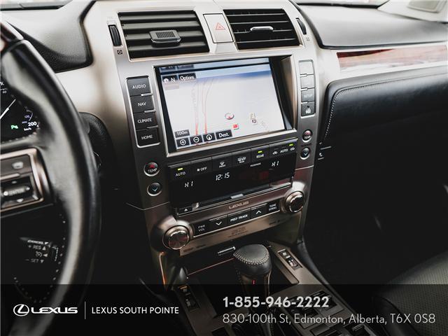 2017 Lexus GX 460 Base (Stk: L9D0569A) in Edmonton - Image 8 of 11