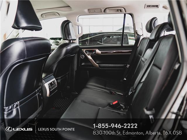 2017 Lexus GX 460 Base (Stk: L9D0569A) in Edmonton - Image 10 of 11