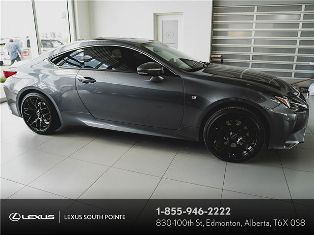 2018 Lexus RC 350 Base (Stk: L8D0668A) in Edmonton - Image 3 of 13