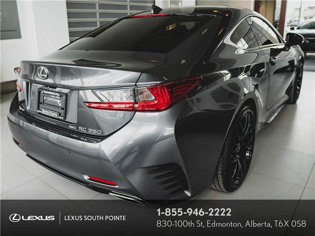 2018 Lexus RC 350 Base (Stk: L8D0668A) in Edmonton - Image 4 of 13