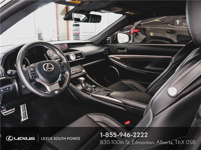 2018 Lexus RC 350 Base (Stk: L8D0668A) in Edmonton - Image 12 of 13