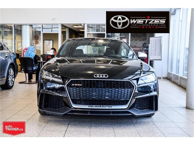 2018 Audi TT RS 2.5T (Stk: U2565) in Vaughan - Image 2 of 30