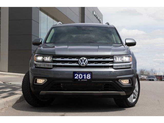 2018 Volkswagen Atlas 3.6 FSI Execline (Stk: P0167) in Ajax - Image 2 of 30