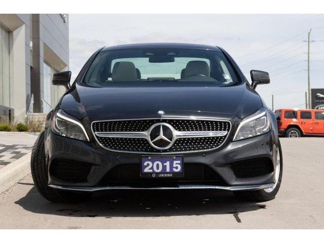 2015 Mercedes-Benz CLS-Class Base (Stk: V0416A) in Ajax - Image 2 of 27