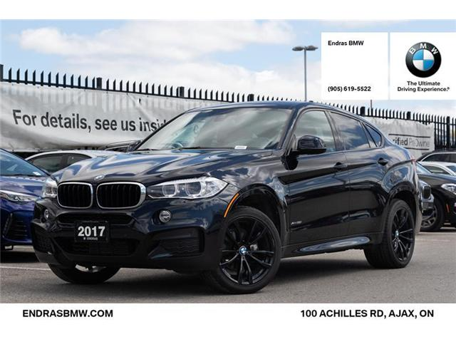 2017 BMW X6 xDrive35i (Stk: 52414A) in Ajax - Image 1 of 21