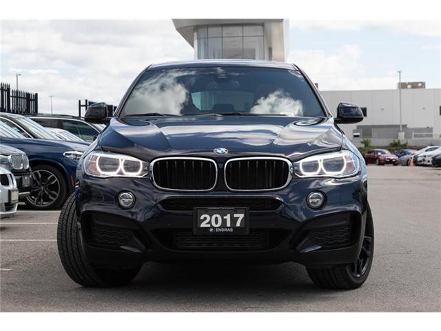 2017 BMW X6 xDrive35i (Stk: 52414A) in Ajax - Image 2 of 21