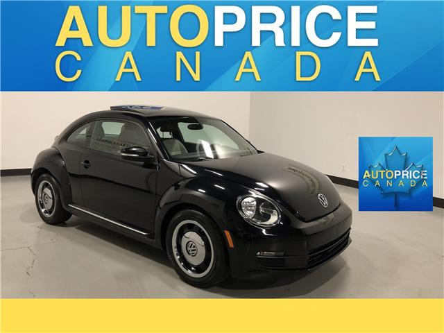2015 Volkswagen The Beetle 1.8 TSI Comfortline (Stk: F0292) in Mississauga - Image 1 of 26