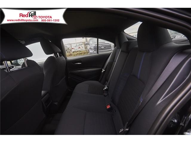 2020 Toyota Corolla SE (Stk: 20022) in Hamilton - Image 10 of 17