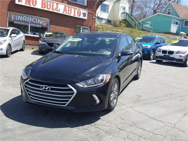 2017 Hyundai Elantra GL (Stk: ) in Dartmouth - Image 1 of 15
