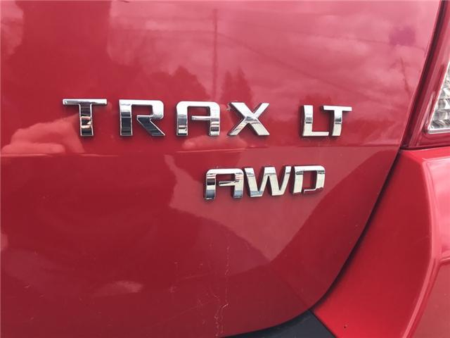 2014 Chevrolet Trax 1LT (Stk: ) in Lower Sackville - Image 11 of 11
