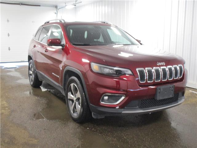 2019 Jeep Cherokee Limited (Stk: F170671 ) in Regina - Image 3 of 17