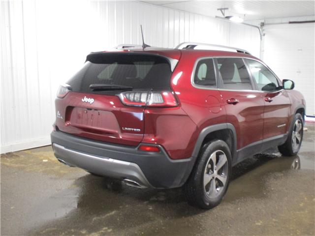 2019 Jeep Cherokee Limited (Stk: F170671 ) in Regina - Image 4 of 17