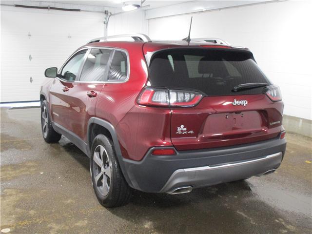 2019 Jeep Cherokee Limited (Stk: F170671 ) in Regina - Image 9 of 17