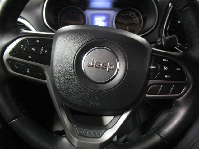 2019 Jeep Cherokee Limited (Stk: F170671 ) in Regina - Image 15 of 17
