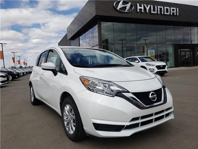 2018 Nissan Versa Note 1.6 SV 3N1CE2CP9JL361883 H2394 in Saskatoon
