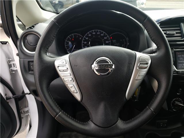 2018 Nissan Versa Note 1.6 SV (Stk: H2394) in Saskatoon - Image 12 of 19