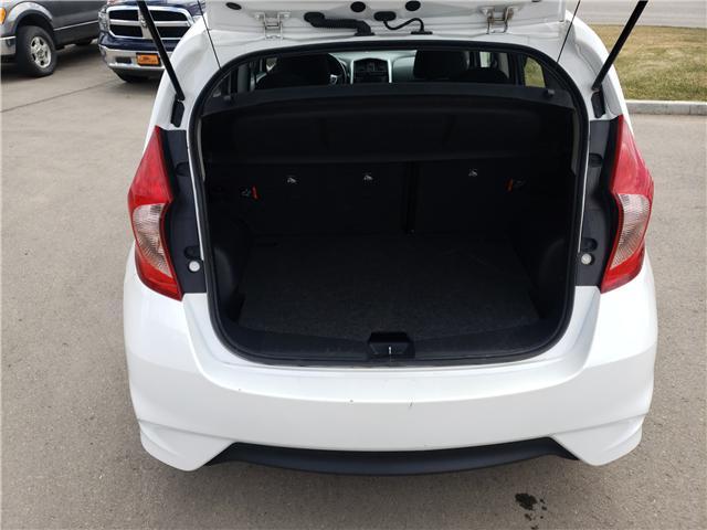 2018 Nissan Versa Note 1.6 SV (Stk: H2394) in Saskatoon - Image 18 of 19