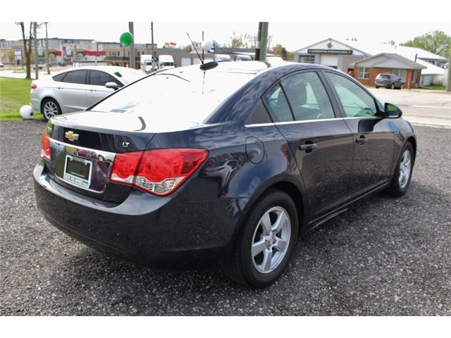 2016 Chevrolet Cruze Limited 2LT (Stk: D0009A) in Leamington - Image 5 of 34