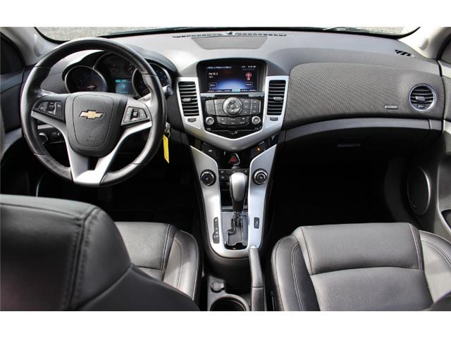 2016 Chevrolet Cruze Limited 2LT (Stk: D0009A) in Leamington - Image 10 of 34