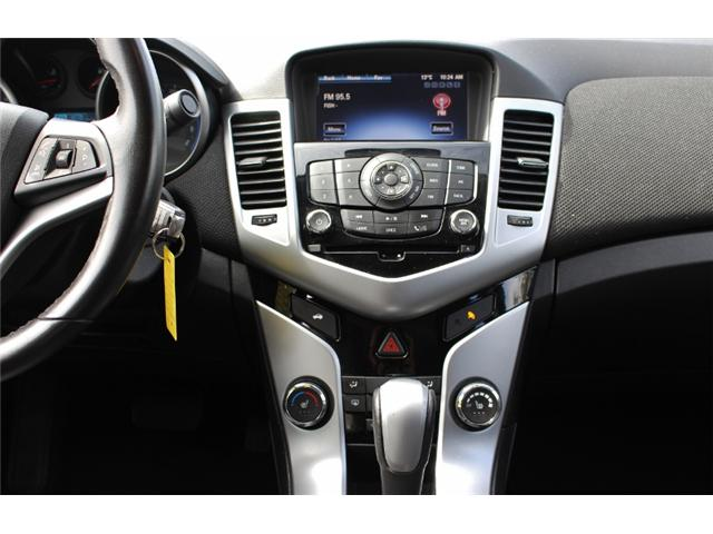 2016 Chevrolet Cruze Limited 2LT (Stk: D0009A) in Leamington - Image 21 of 34
