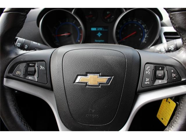2016 Chevrolet Cruze Limited 2LT (Stk: D0009A) in Leamington - Image 18 of 34