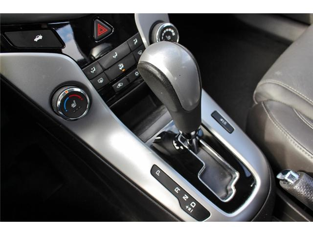 2016 Chevrolet Cruze Limited 2LT (Stk: D0009A) in Leamington - Image 19 of 34