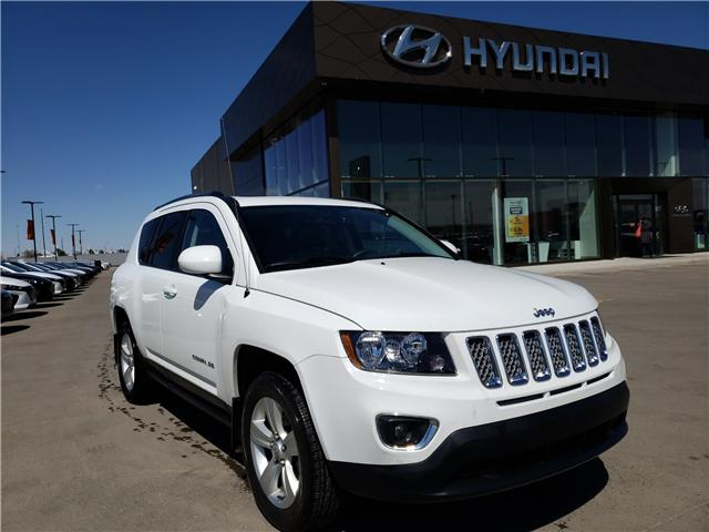 2016 Jeep Compass Sport/North (Stk: H2391A) in Saskatoon - Image 1 of 8