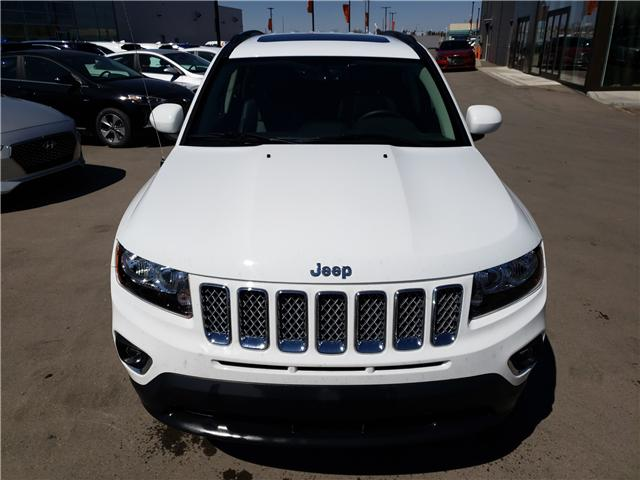 2016 Jeep Compass Sport/North (Stk: H2391A) in Saskatoon - Image 2 of 8