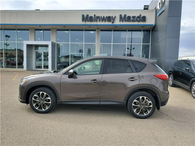 2016 Mazda CX-5 GT (Stk: M19097A) in Saskatoon - Image 1 of 26