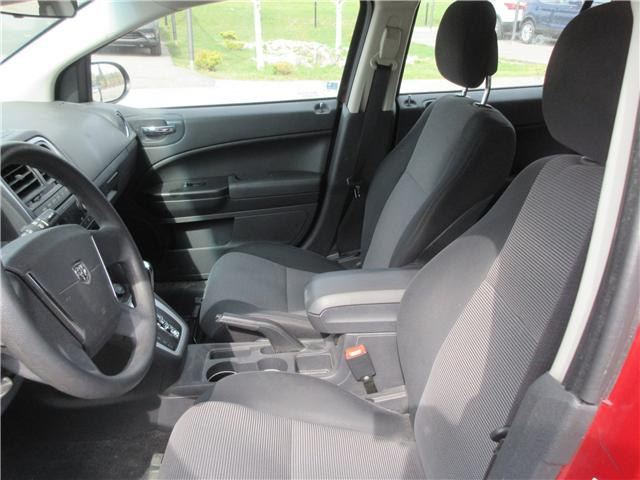 2010 Dodge Caliber SXT (Stk: 8919) in Okotoks - Image 5 of 17