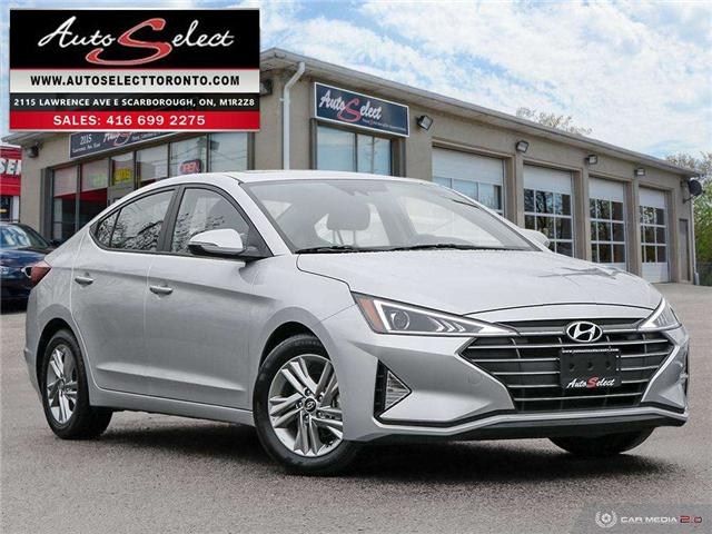 2019 Hyundai Elantra  (Stk: 19HGP42) in Scarborough - Image 1 of 29