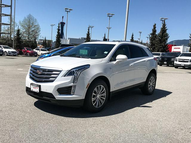 2019 Cadillac XT5 Luxury (Stk: 9D07010) in North Vancouver - Image 8 of 24