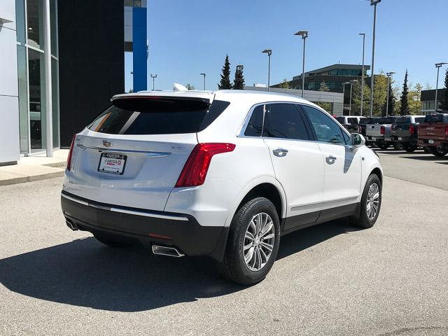 2019 Cadillac XT5 Luxury (Stk: 9D07010) in North Vancouver - Image 4 of 24