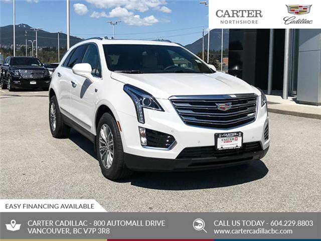 2019 Cadillac XT5 Luxury (Stk: 9D07010) in North Vancouver - Image 1 of 24