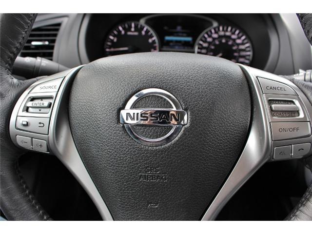 2018 Nissan Altima 2.5 SV (Stk: D0070) in Leamington - Image 17 of 23