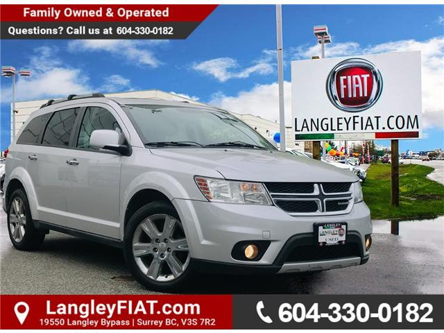 2012 Dodge Journey R/T (Stk: LF010310) in Surrey - Image 1 of 1