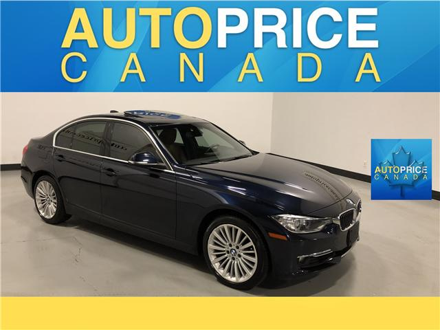 2015 BMW 328i xDrive (Stk: W0309) in Mississauga - Image 1 of 25