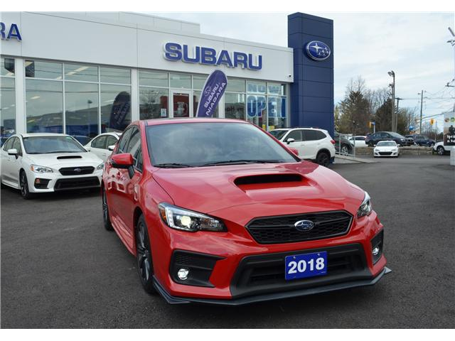 2018 Subaru WRX Sport (Stk: Z1483) in St.Catharines - Image 1 of 18
