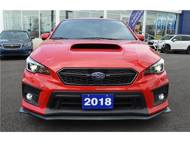 2018 Subaru WRX Sport (Stk: Z1483) in St.Catharines - Image 2 of 18