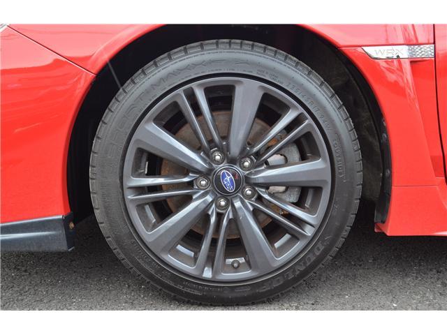 2018 Subaru WRX Sport (Stk: Z1483) in St.Catharines - Image 6 of 18