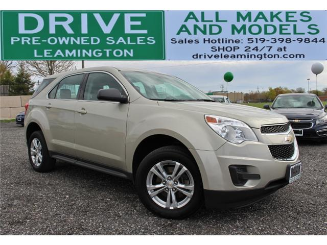 2014 Chevrolet Equinox LS (Stk: D0076) in Leamington - Image 1 of 26