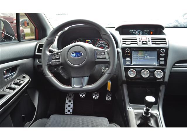 2018 Subaru WRX Sport (Stk: Z1483) in St.Catharines - Image 9 of 18