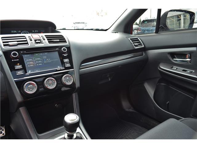 2018 Subaru WRX Sport (Stk: Z1483) in St.Catharines - Image 10 of 18