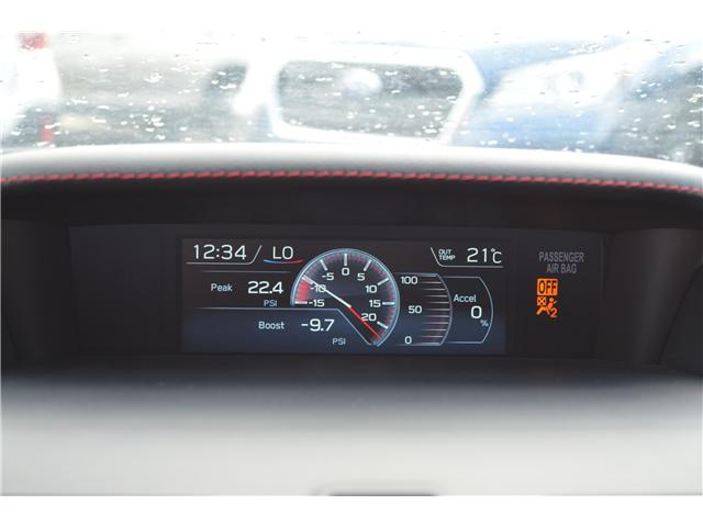 2018 Subaru WRX Sport (Stk: Z1483) in St.Catharines - Image 13 of 18
